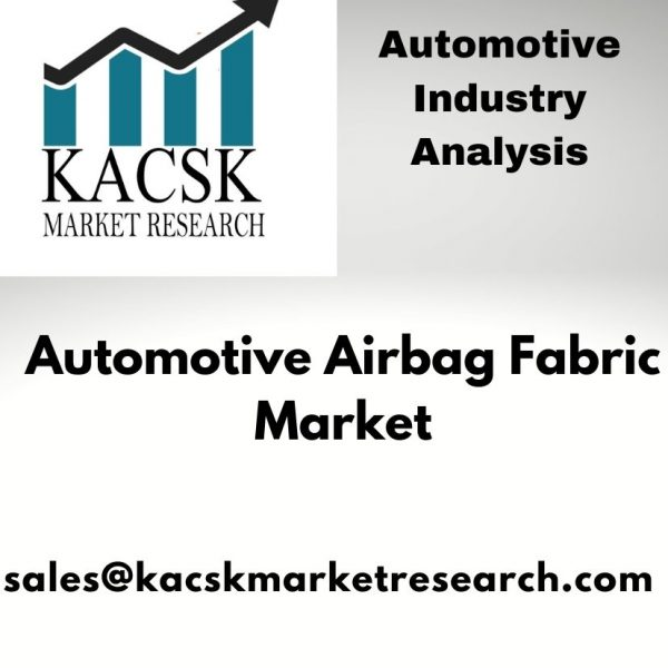 Automotive Airbag Fabric Market