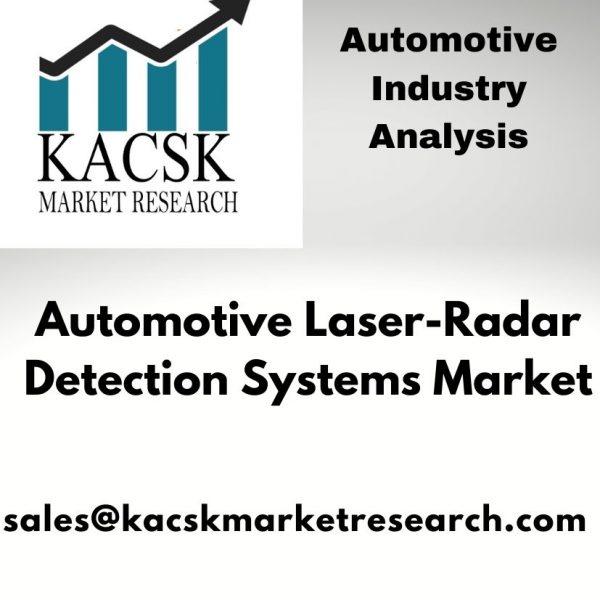 Automotive Laser-Radar Detection Systems Market