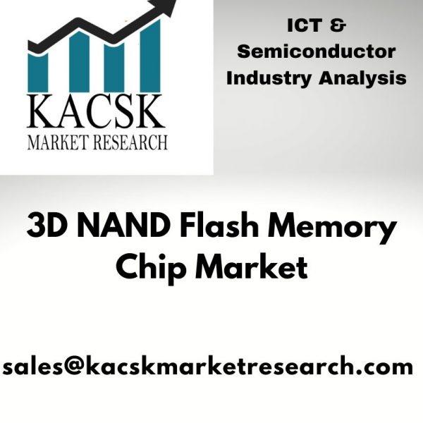 3D NAND Flash Memory Chip Market