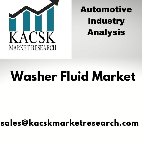 Washer Fluid Market