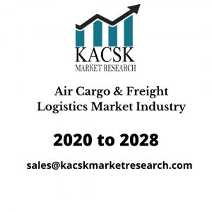 Air Cargo & Freight Logistics Market Industry