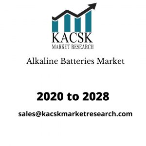 Alkaline Batteries Market