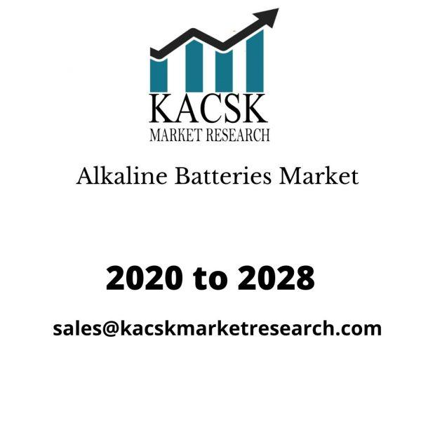 Alkaline Batteries Market