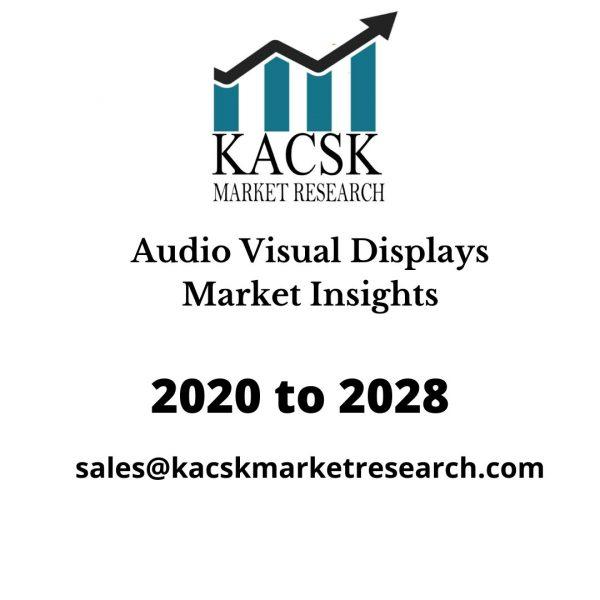 Audio Visual Displays Market Insights