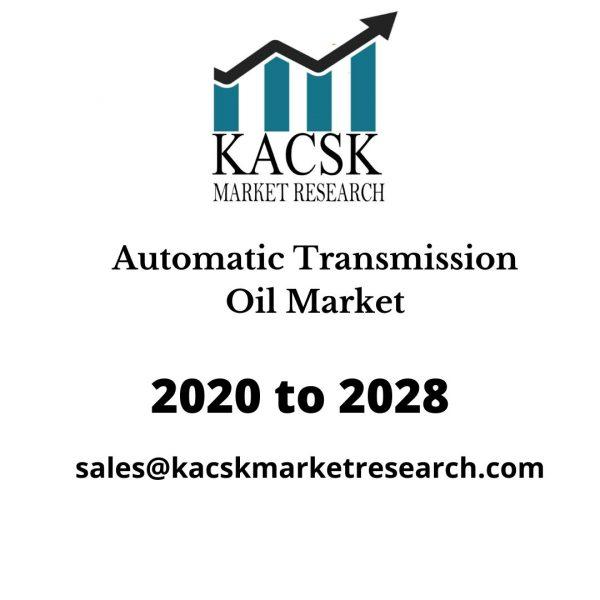Automatic Transmission Oil Market
