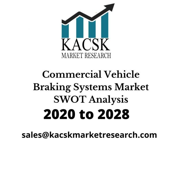 Commercial Vehicle Braking Systems Market SWOT Analysis