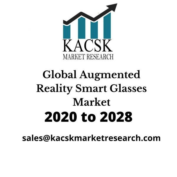 Global Augmented Reality Smart Glasses Market