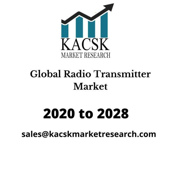 Global Radio Transmitter Market
