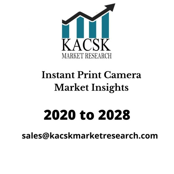 Instant Print Camera Market Insights