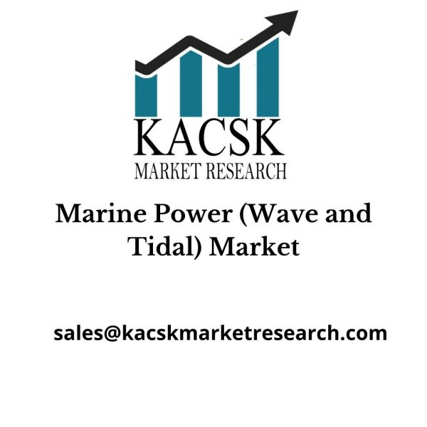 Marine Power (Wave and Tidal) Market