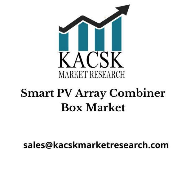 Smart PV Array Combiner Box Market