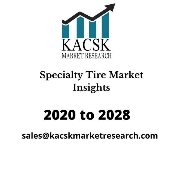 Specialty Tire Market Insights