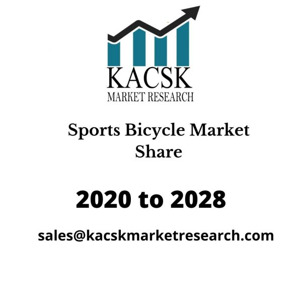 Sports Bicycle Market Share