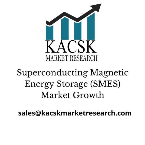 Superconducting Magnetic Energy Storage (SMES) Market Growth