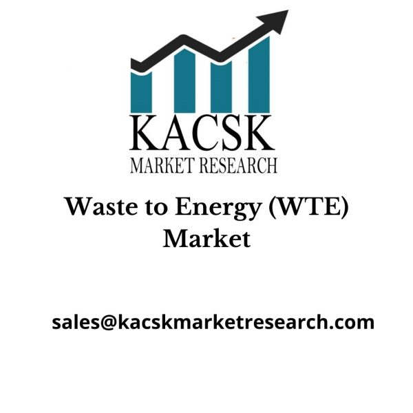 Waste to Energy (WTE) Market