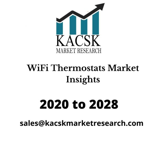 WiFi Thermostats Market Insights