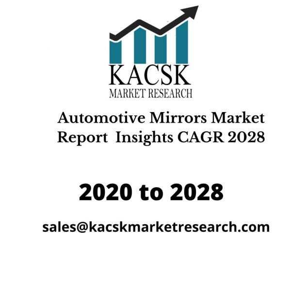 Automotive Mirrors Market Report Insights CAGR 2028