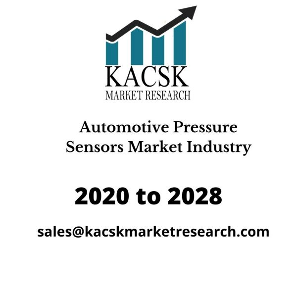 Automotive Pressure Sensors Market Industry