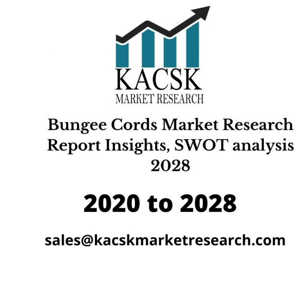 Bungee Cords Market Research Report Insights, SWOT analysis 2028