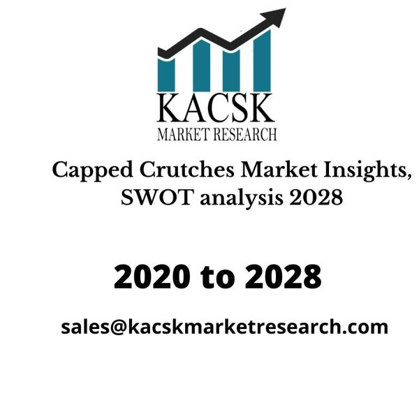 Capped Crutches Market Insights, SWOT analysis 2028