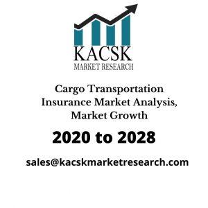 Cargo Transportation Insurance Market Analysis