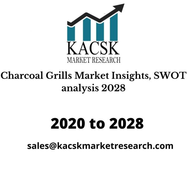 Charcoal Grills Market Insights, SWOT analysis 2028