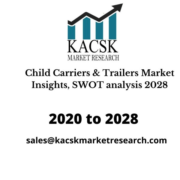 Child Carriers & Trailers Market Insights, SWOT analysis 2028
