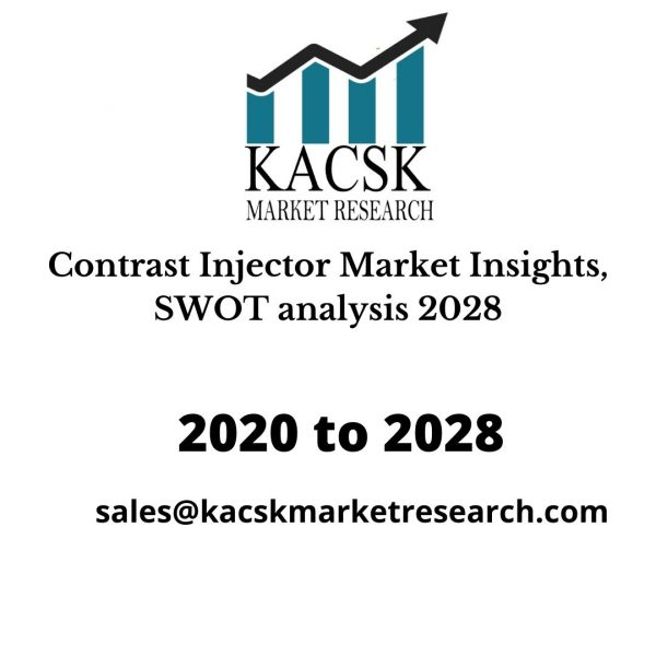 Contrast Injector Market Insights, SWOT analysis 2028