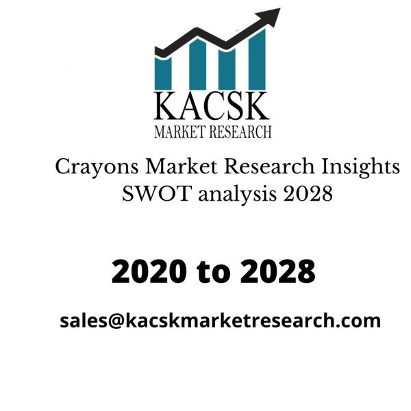 Crayons Market Research Insights SWOT analysis 2028