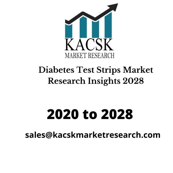 Diabetes Test Strips Market Research Insights 2028
