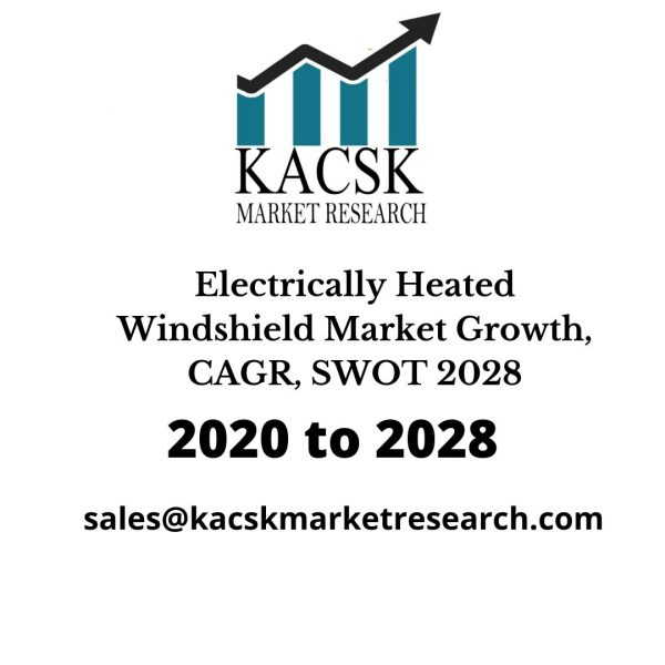 Electrically Heated Windshield Market Growth, CAGR, SWOT 2028