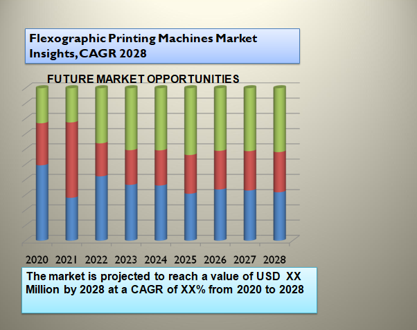 Flexographic Printing Machines Market Insights, CAGR 2028