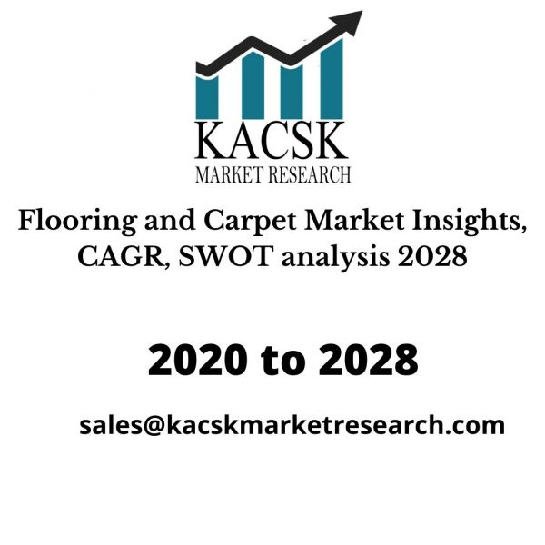 Flooring and Carpet Market Insights, CAGR, SWOT analysis 2028