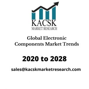 Global Electronic Components Market Trends