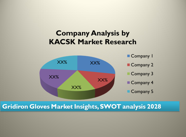 Gridiron Gloves Market Insights, SWOT analysis 2028