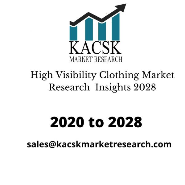 High Visibility Clothing Market Research Insights 2028