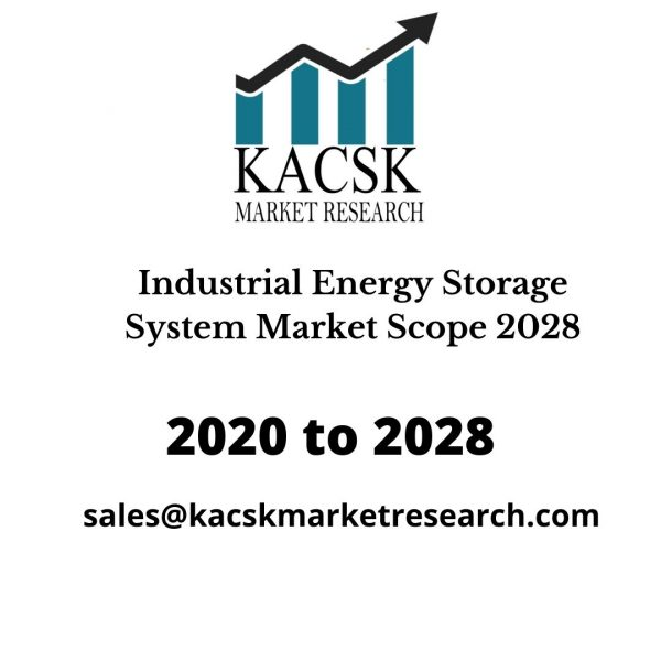 Industrial Energy Storage System Market Scope 2028