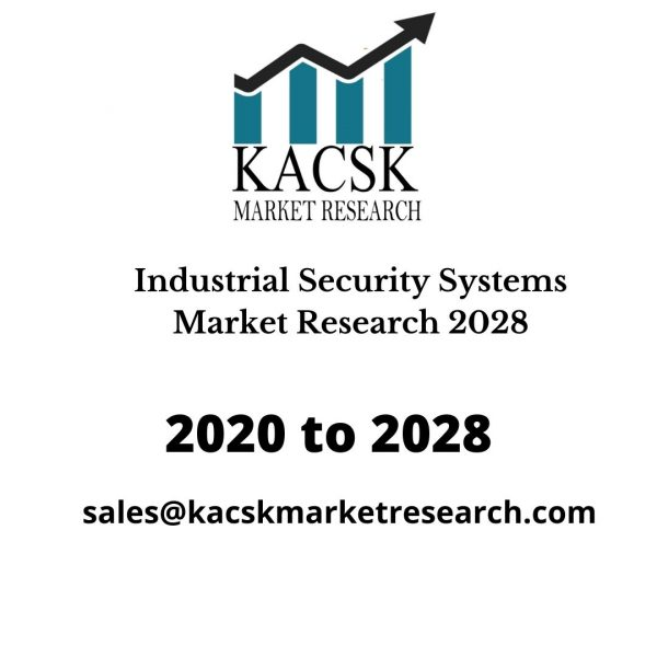 Industrial Security Systems Market Research 2028