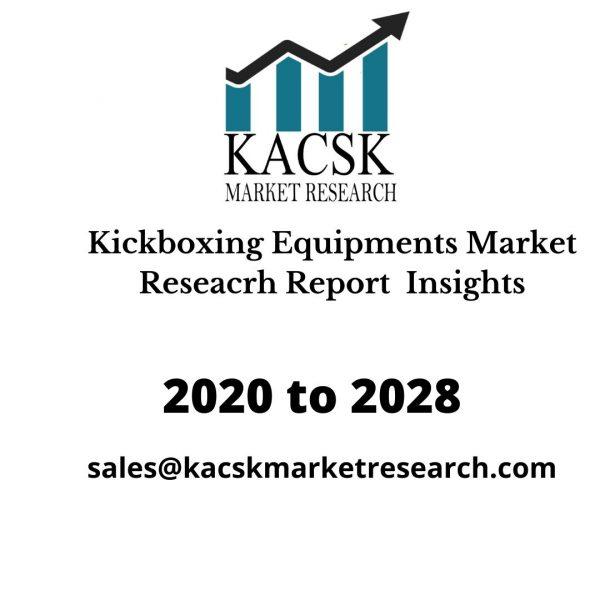 Kickboxing Equipments Market Reseacrh Report Insights