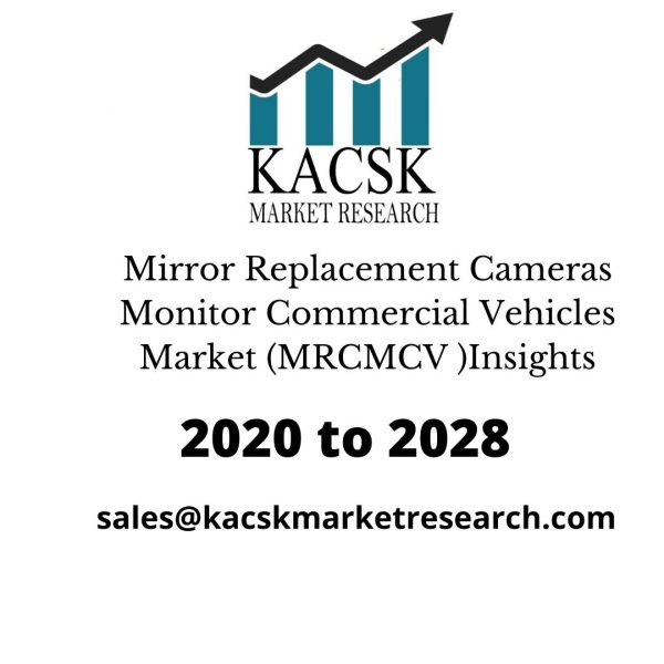Mirror Replacement Cameras Monitor Commercial Vehicles Market (MRCMCV )Insights