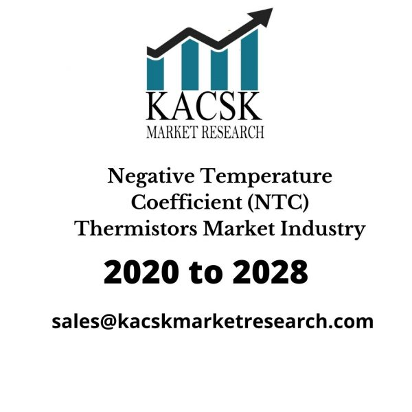 Negative Temperature Coefficient (NTC) Thermistors Market Industry