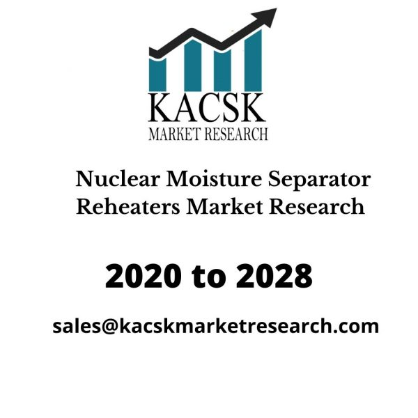 Nuclear Moisture Separator Reheaters Market Research