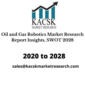 Oil and Gas Robotics Market Research Report Insights, SWOT 2028