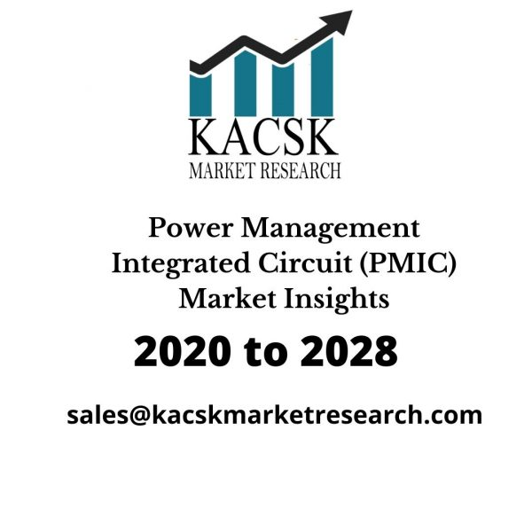 Power Management Integrated Circuit (PMIC) Market Insights