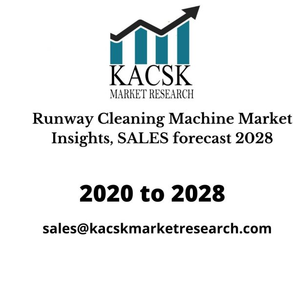 Runway Cleaning Machine Market Insights, SALES forecast 2028