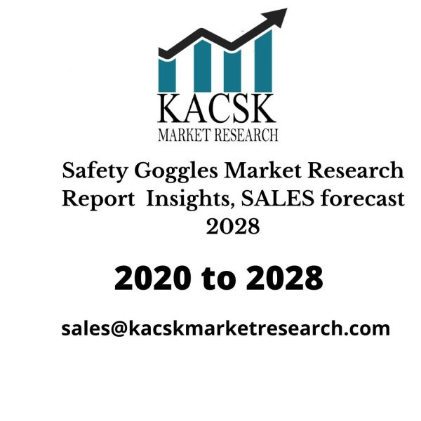 Safety Goggles Market Research Report Insights, SALES forecast 2028