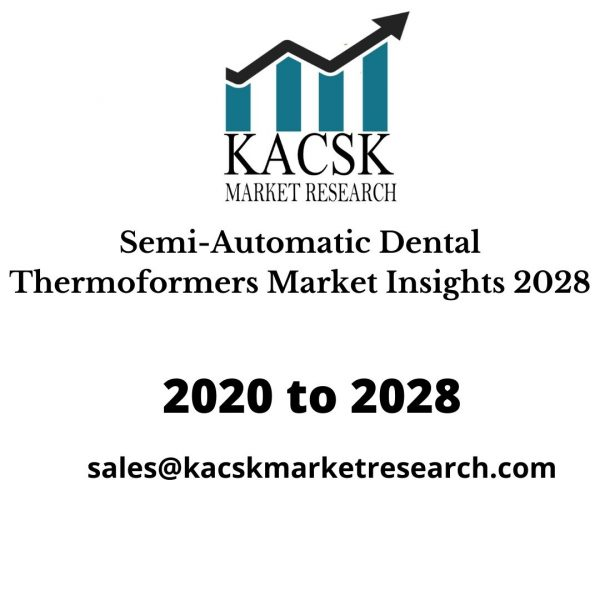 Semi-Automatic Dental Thermoformers Market Insights 2028