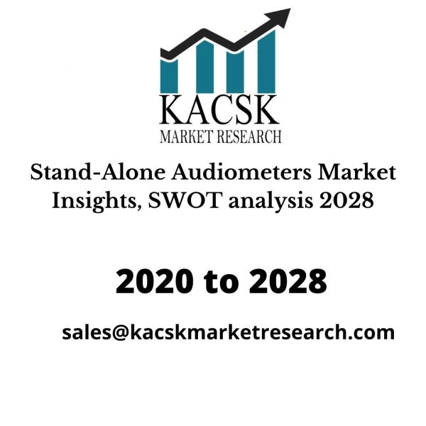 Stand-Alone Audiometers Market Insights, SWOT analysis 2028