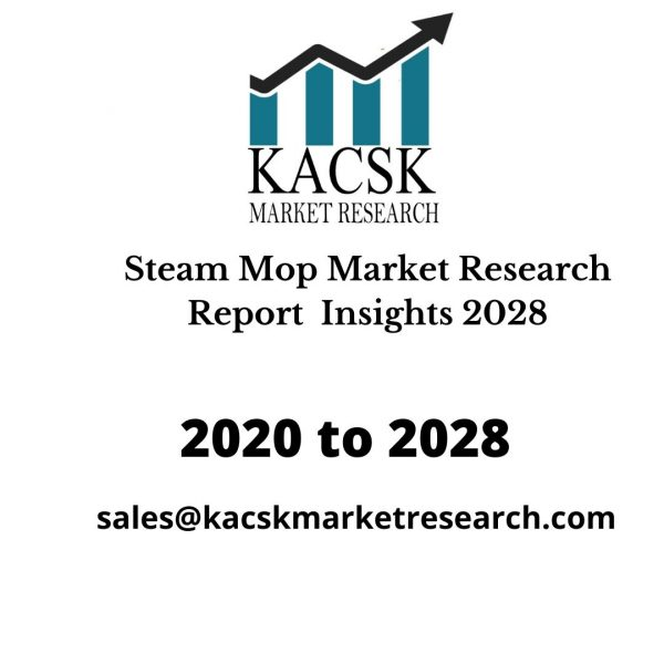 Steam Mop Market Research Report Insights 2028