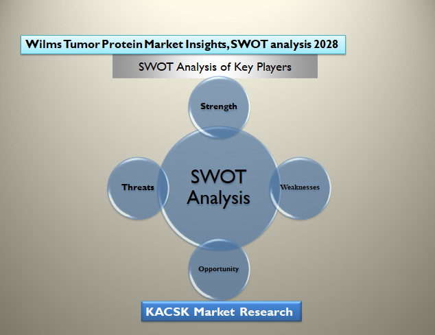 Wilms Tumor Protein Market Insights, SWOT analysis 2028